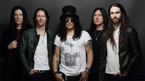<b>Slash ft Myles Kennedy</b> And The Conspirators announce Living The ...