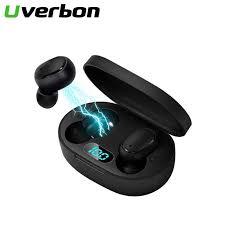 <b>A6L</b> TWS <b>Wireless Earphone</b> for Redmi Airdots Earbuds LED ...
