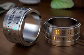 ring clock the watch that has the finger on the pulse baxtton ring clock the watch that has the finger on the pulse