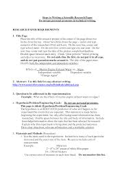 writing scientific research papers com key points in writing a speech