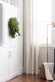 Hidden Tab Curtains How To Make Hidden Tab Drapes A Thoughtful Place