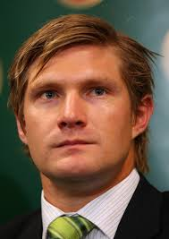 Shane Watson discusses his appointment as vice-captain of the Australian cricket team during a Cricket Australia press conference at Sydney Cricket Ground ... - Shane%2BWatson%2BCricket%2BAustralia%2BPress%2BConference%2BnG0RRK9Y0Ttl