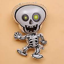 Buy Scary Funny Party Decor <b>Ghosts Aluminum</b> Film Holiday 5 ...