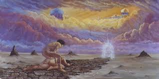 Resultado de imagen de transmutacion del mundo con luz