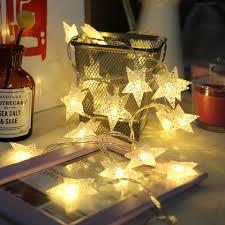 Xsky 2m <b>Led Strings</b> Light Globe Fairy Lights Heart <b>Love Rose</b> ...