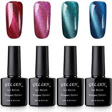 1pc 55 colors nail gel polish gdcoco cheap price long lasting canni supply primer base coat nowipe top kit