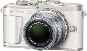 Беззеркальный <b>фотоаппарат Olympus E</b>-<b>PL9</b>, White + объектив ...
