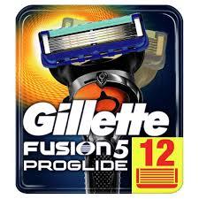 Сменные <b>кассеты</b> для бритья <b>Gillette Fusion ProGlide</b>