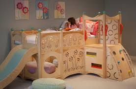 marvellous design ideas of amazing childrens beds with spiderman magnificent brown wooden bunk bed and floral awesome modern kids desks 2 unique kids