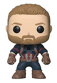 Funko POP! Marvel: Avengers Infinity War - Captain ... - Amazon.com