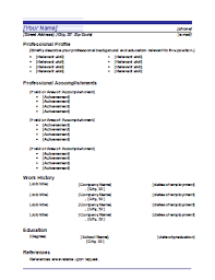the functional format is great for underlining and advertising specific transferable strengths accomplishments skills and education pertaining to the a resume format