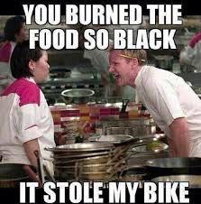 a bit racist but HAHAHAHHA Chef ramsay memes. | LOL | Pinterest ... via Relatably.com