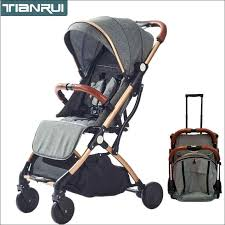 <b>baby stroller</b> two way <b>baby stroller</b> folding portable trolley umberlla ...