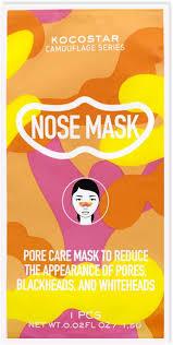 <b>Маска</b> для <b>носа</b> Kocostar Camouflage, <b>очищающая</b>, 1,5 г — купить ...