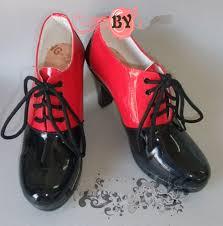 <b>Anime Kuroshitsuji Black Butler</b> Grell Sutcliff Cosplay Shoes Party ...