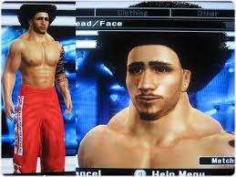 "Name: Ricky Ortiz Height: 6""4. Head: 59,25,49. Forehead: -6,-100,-18,14. Eyebrows: -8,-13,19,-69. Eyes: -11,-47,3,-22,-2,-72,-41 - ricky_ortiz2216"