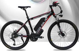 <b>Smlro</b> Lithium Battery Mountain <b>Electric</b> Bike Bicycle <b>26 Inch</b> 48V ...