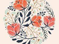 40+ <b>Flower pattern</b> design ideas