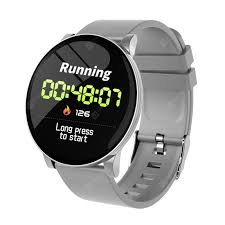 W8 <b>Smart Watch</b> Heart Rate Monitor Weather Forecast <b>Fitness</b> ...