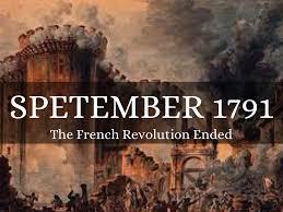 「1791 french revolution,」の画像検索結果