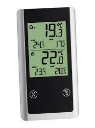 Цифровой <b>термометр</b> с беспроводным датчиком <b>JOKER 30.3055</b> ...