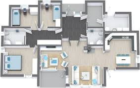 floor plans:  modern house floor plans