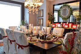 Formal Dining Room Table Decor Christmas Dining Table Dining Table Christmas Decorating Ideas