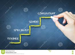 what is your career level or measuring your work experience stages what is your career level or measuring your work experience stages stock photography