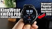 Alfawise/KingWear <b>KW88 Pro 3g</b> Smartwatch - Android 7.0, 1gb ...