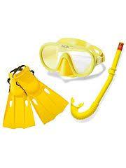 <b>Ласты для плавания</b> р.38-40 <b>INTEX</b> 55634