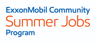 exxonmobil community summer jobs program summer jobs program is one of exxonmobil s signature community programs and helps nonprofit organizations across america employ college students for