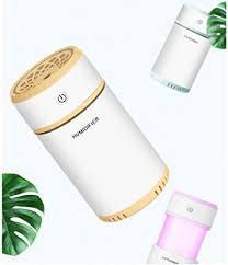 Mini <b>Pull Humidifier</b> Essential Oil Diffuser Aroma <b>Lamp LED Night</b> ...
