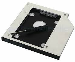 2nd SATA Hard Drive SSD HDD Caddy <b>for ASUS N550 N550JV</b> ...