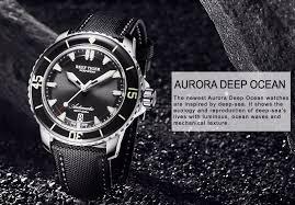 <b>New 2019 Reef Tiger/RT</b> Super Luminous Dive Watches Mens Blue ...