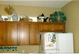 For Decorating A Kitchen Kitchen Cabinet Decor 17 Best Ideas About Upper Cabinets On