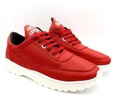 <b>New Sport Fashion</b> Sneakers For Men - Red : Buy Online Casual ...