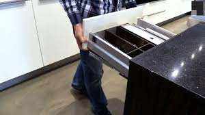 Adjust or Remove an Eggersmann <b>Nova Pro</b> Drawer - YouTube