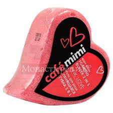 Купить Гель Кафе Мими (Cafe mimi) <b>Пенящаяся губка 2</b> в 1 PINK ...