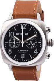 Наручные <b>Часы Briston 15140.S.c.1.Lcbr</b> с Хронографом <b>Мужские</b> ...