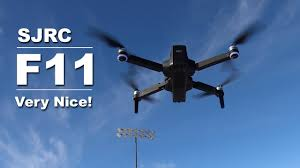 My Review of the <b>SJRC F11 GPS</b> Drone - It is a Good Drone for the ...
