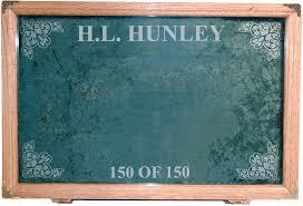hunley gun