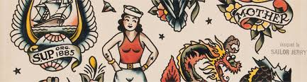 Traditional Tattoo Meanings | <b>Old School Tattoos</b> | Sailor Jerry