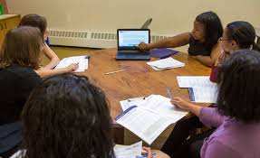to close the wage gap boston hopes salary negotiation workshops kristina desir a program manager for the american association of university women leads a