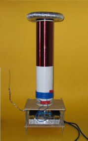 Solid State <b>Tesla Coil</b>