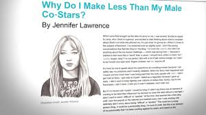 bradley cooper responds to jennifer lawrence s essay on gender pay bradley cooper responds to jennifer lawrence s essay on gender pay gap yahoo