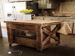 rustic kitchen island: diy rustic kitchen island diy rolling kitchen island diy rustic kitchen island diy rolling kitchen island