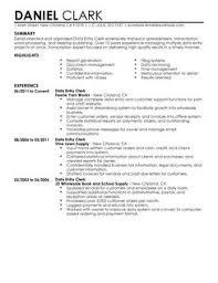 best data entry clerk resume example   livecareerdata entry clerk resume example