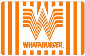 Whataburger $15 Gift Card - Walmart.com - Walmart.com