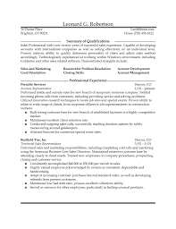 phone s resume summary resume examples resume summary of management objective professional experience as s manager and business