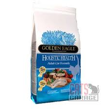 <b>Golden Eagle</b> - <b>Holistic</b> Health Adult Chicken & Salmon Dry Cat ...